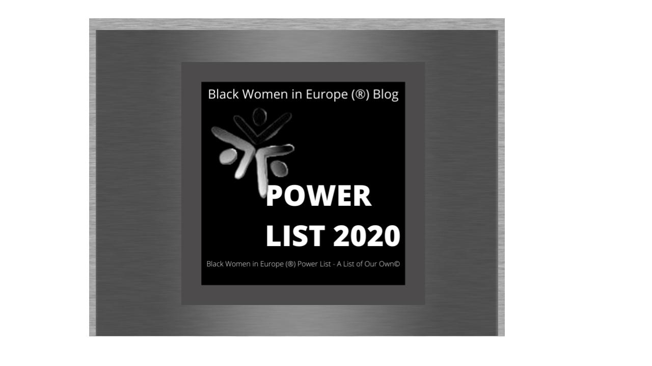 2020 Power List
